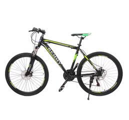 Велосипед 26 Remmy ASTOR 15 AM DD черно-зеленый (м)