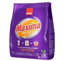 Стиральный порошок Sano Maxima Javel 35 стирок 1,25 кг