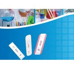 Швидкий тест для виявлення антитіл IgM до вірусу гепатиту A (колоїдне золото), сироватка/плазма купити в Луцьку