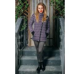 Куртка (Фиолетовый) 664