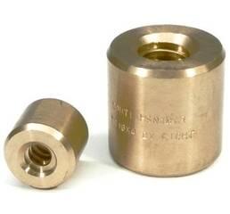 Трапецеїдальна бронзова гайка HSN Tr.18x4