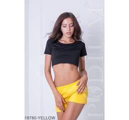 Женские шорты Dillon (YELLOW)