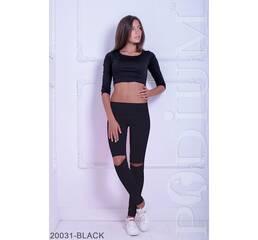 Женские брюки Lenora (BLACK)