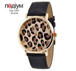 Женские часы Geneva Panterka (5367)