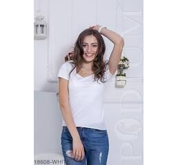Женская футболка Destiny (WHITE)
