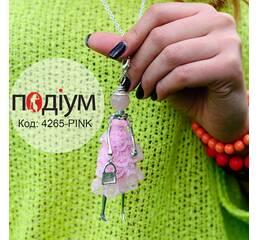 Женская подвеска Cool (PINK)