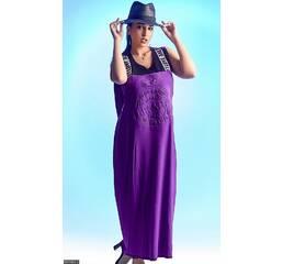 Платье 8511608-2 фиолетовый Весна-Лето 2018 Украина