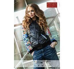 Куртка 14084 (черный)