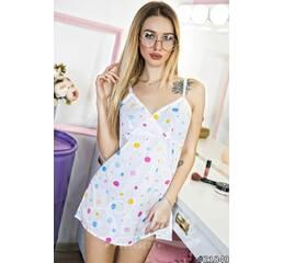 Ночная сорочка 21849 (белый)