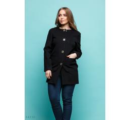 Женское пальто Cashmere черный
