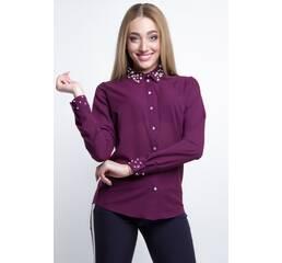 Блузка Gray (Фиолетовый)