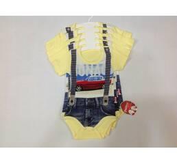 Боди для малюків оптом 68-92