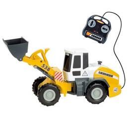 Екскаватор на радіоуправлінні Dickie Toys Liebherr 203729002 купити у Вінниці
