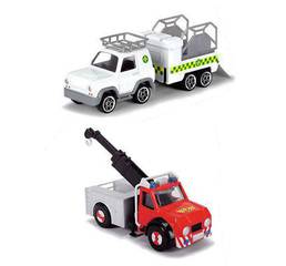 Машинки Dickie Toys Firefighter Sam в трьохчастинному комплекті купити в Хмельницькому