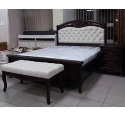 Дерев'яне ліжко Венеція від виробника