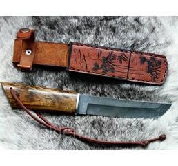 """Нож """"Восход солнца"""", Эксклюзивный нож, подарочный"""