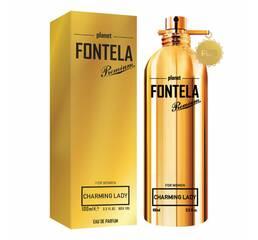 Парфюмированная вода Fontela EDP for Women Charming Lady, 100 мл купить в Николаеве