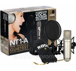 Мікрофон Rode NT1 А
