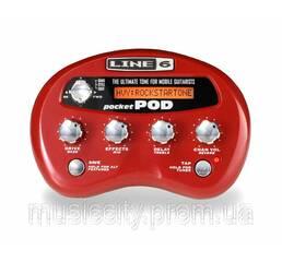 Процессор Line 6 Pocket pod