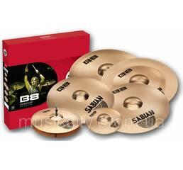 Набір тарілок для барабанів Sabian B8 Complete