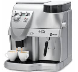 Супер автоматична професійна кавоварка Spidem Villa Silver