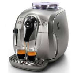 Супер автоматична професійна кавоварка Philips Saeco Xsmall Chrome