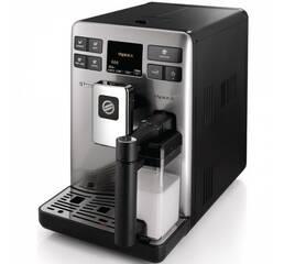 Автоматична професійна кавоварка Philips Saeco Energica Focus Black