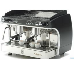 Кавова машина Gloria SAE / 2 постова, автоматична-сенсорна, версія з об'ємною дозуванням кави