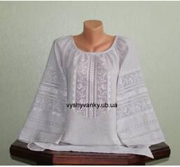 Полтавская вышиванка женская. Ручная работа