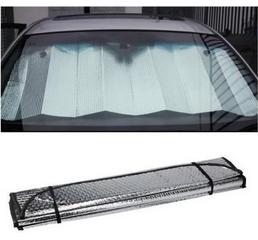 Сонцезахисна шторка для авто 60 х 130 см