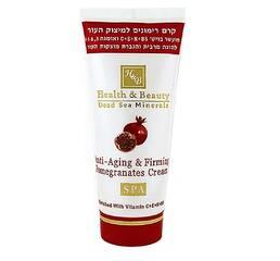 Антивіковий крем для пружності шкіри з гранатом Health & Beauty Anti-Aging and Firming Pomegranate Cream 100 мл.