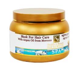 Маска для волос с аргановым маслом Health&Beauty Moroccan Argan Oil Hair Mask 250 мл.