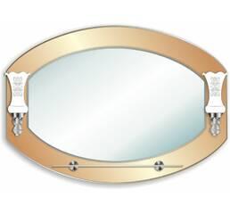 Дзеркало для ванної кімнати ЗДПС №49