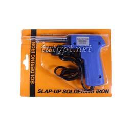 Паяльник електричний Soldering iron 40w-80w Blue