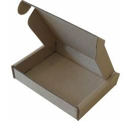 Коробка бурая самосборная 100 х 80 х 20 купить в Луцке