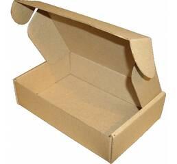 Коробка бурая 175 х 115 х 45 купить в Киеве