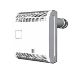 Конвектори з сталевим теплообмінником