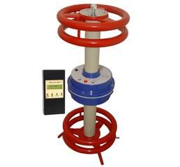 Вимірювач високої напруги постійного і змінного струму РД-140