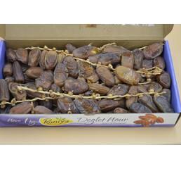 Фініки Deglet Nour Roniya на гілці. Фасовка 1 кг