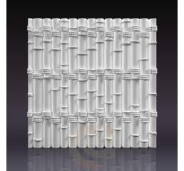 Гипсовые панели «Бамбук»
