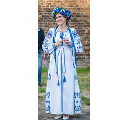 Ексклюзивна сукня вишита ручної роботи