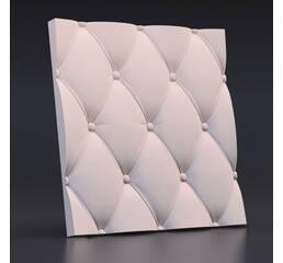 3D гипсовые панели «Подушка»