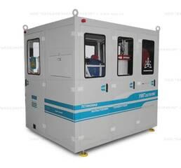 Установка випробування генераторів УІГ-35/70/100-750