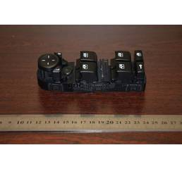 Блок стеклоподъемников 1118 4 кнопки, зеркала Итэлма