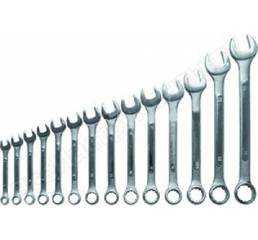 Набор ключей комбинированных 6х22 12шт. ЧН для iном.