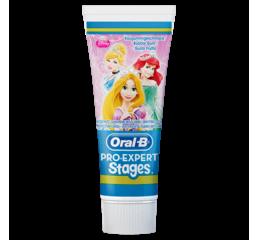 Зубна паста дитяча Oral-B Pro-Expert Stages Принцеси Дісней, 75 мл