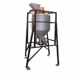 Центрифуга для мийки, соління і віджимання від надлишків вологи горіхів, насіння, круп і ін.
