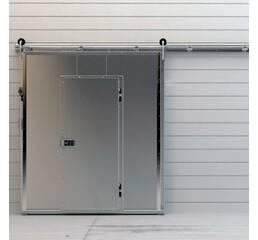 Двери для холодильных и морозильных камер купить недорого