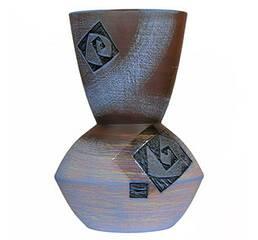 Ваза керамическая Мальдивы
