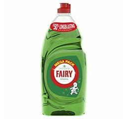 Fairy засіб для миття посуду Original, 1015 мл, Англія